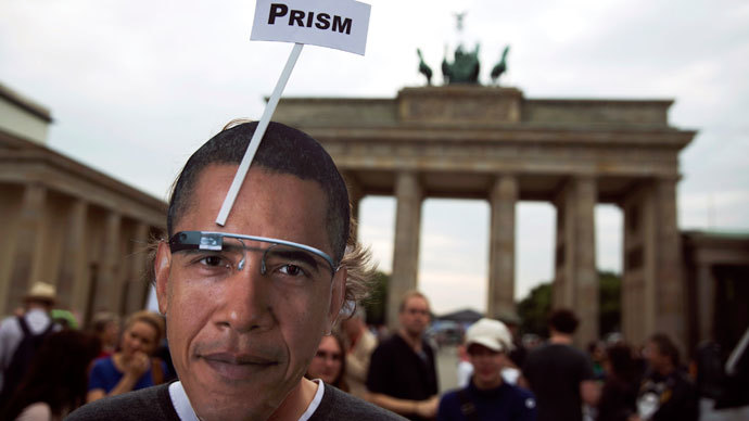Hackers sue Merkel & entire German govt over NSA spying