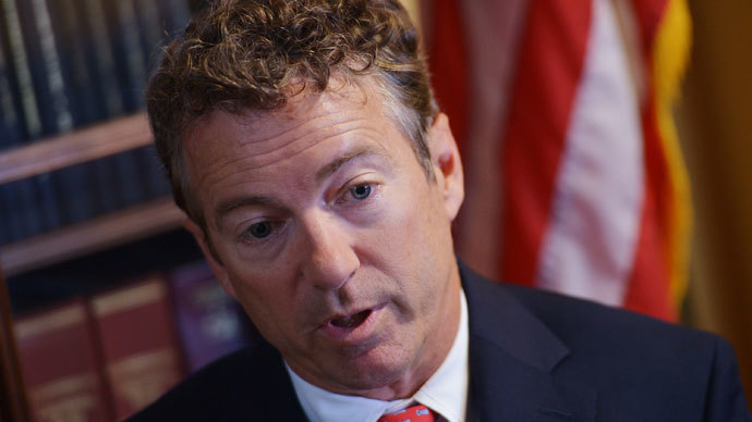 Sen. Rand Paul on Detroit bailout: 'Over my dead body'