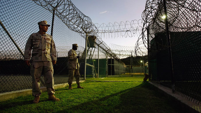 Guantanamo bay.(AFP Photo / John Moore)