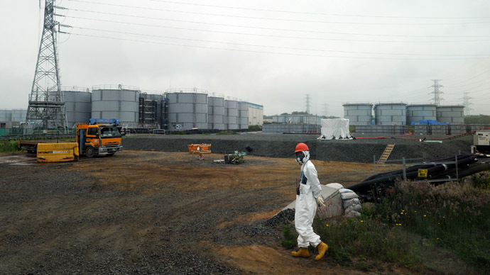 TEPCO admits Fukushima-1 reactors leak radioactive water to Pacific Ocean