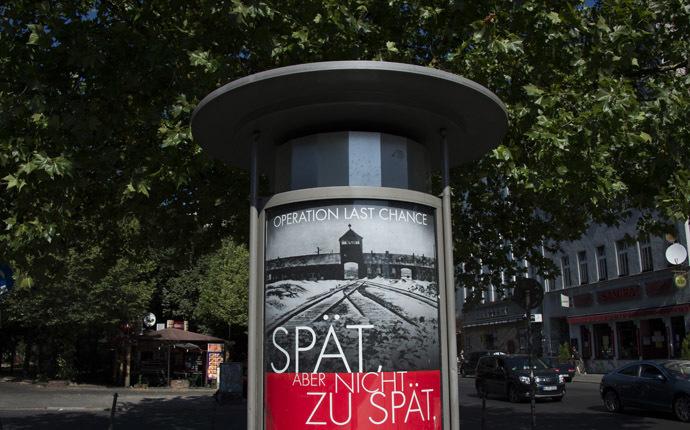 AFP Photo/Johannes Eisele