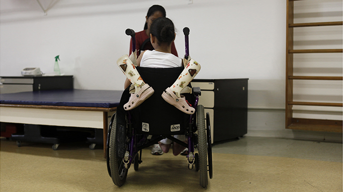 Feds sue Florida for 'serious, systemic and ongoing' mistreatment of disabled children