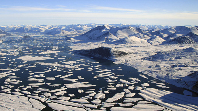 Gazprom could get Arctic shelf sites by end of 2013