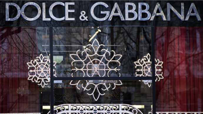 Dolce&Gabbana to bite the dust if forced to pay €400mn fine