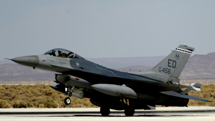 US to halt F-16 supplies to Egypt due to 'current situation'
