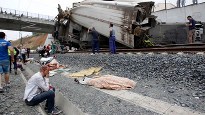 At least 5 dead, over 30 injured as train carrying illegal migrants derails in Mexico (PHOTOS, VIDEO)