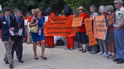 Guantanamo hunger strike hits 6-month mark
