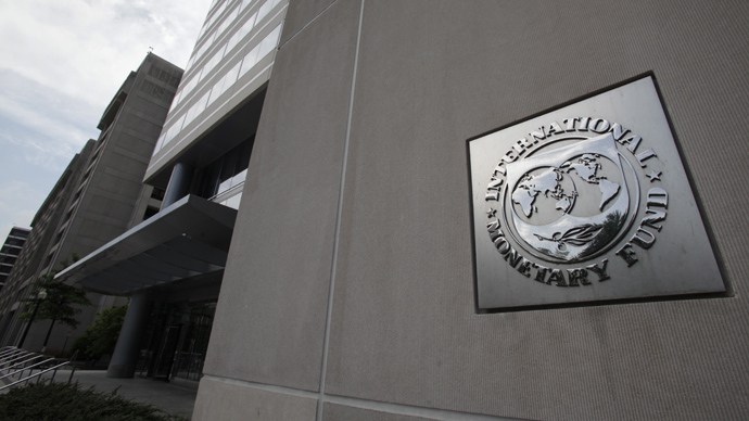 IMF calls on ECB to cut rates and on Fed to continue monetary easing