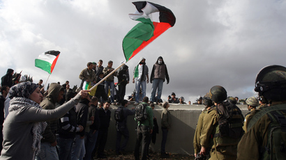 Israel, Palestine back to negotiating table after 3yr stalemate