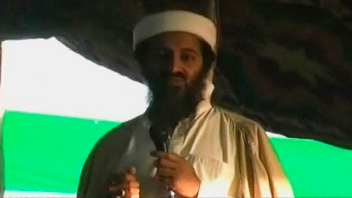 Osama bin Laden.(Reuters / SITE Monitoring Service via Reuters TV)