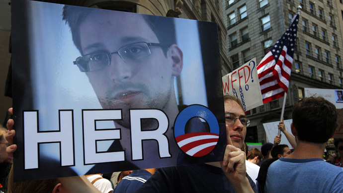 Spook out of water: What Snowden can expect if Russia grants him asylum