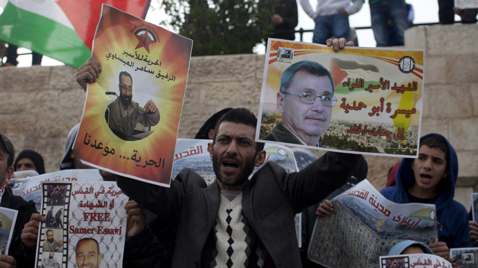 'Painful decision': Israeli ministers agree to release 104 Palestinian prisoners