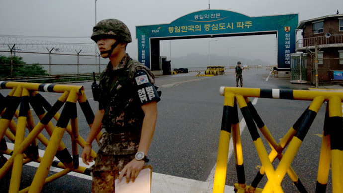 S. Korea hits Pyongyang with 'final proposal' on Kaesong industrial zone