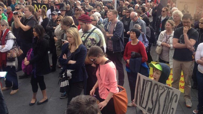 Protesters against New Zealand govt snooping 'misinformed' – PM