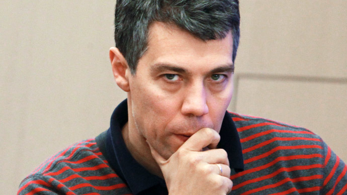 The Yandex co-founder Ilya Segalovich (RIA Novosti)