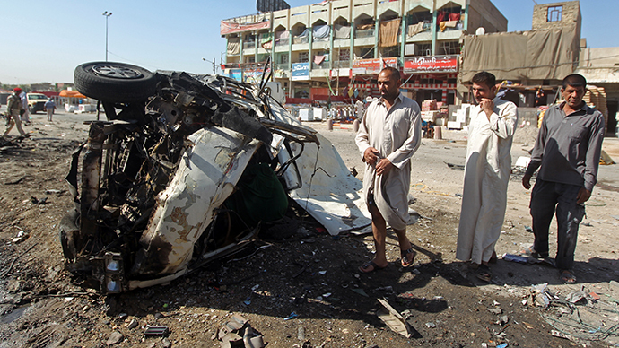17 bombs explode across Iraq killing at least 60
