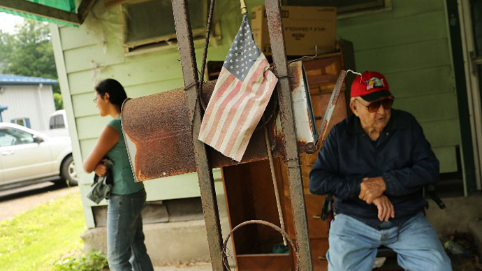 Alarming number of US citizens face poverty, 80% will suffer joblessness - report