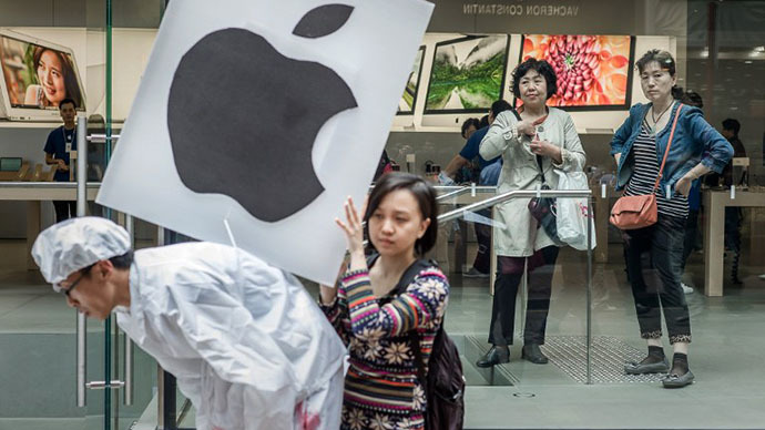 Apple accused of using Chinese child labor to assemble iPhones and iPads