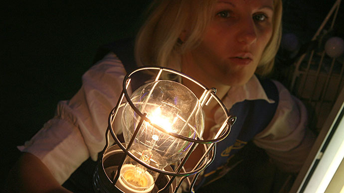 Russians to face curb on wasted electricity
