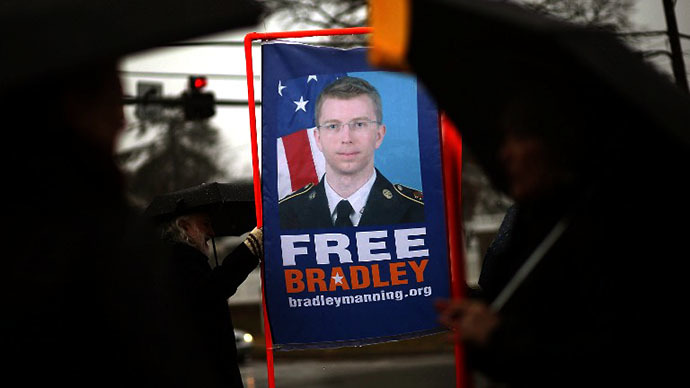 Sentencing Private Manning: LIVE UPDATES