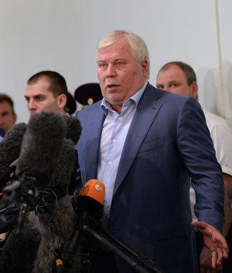 Anatoly Kucherena.(RIA Novosti / Maxim Blinov)