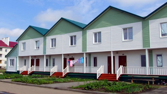 A model Russian refugee center - although this facility is currently fully occupied (Photo from utiz.lipetsk.ru)
