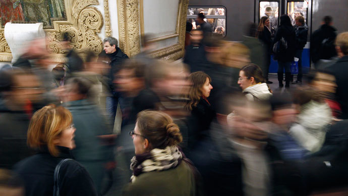 Police to track Moscow metro passengers' SIM cards