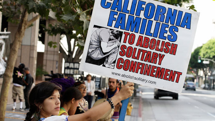 California hunger-striking prisoner dies in solitary confinement – activists