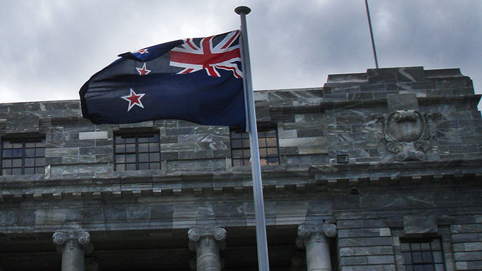 Dotcom says Anonymous protest hack of NZ govt websites will backfire