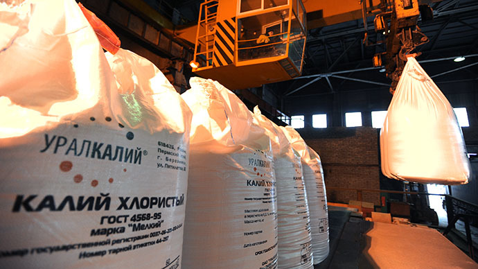 Russia hints at 'milk war' after Belarus takes 'potash war' hostage
