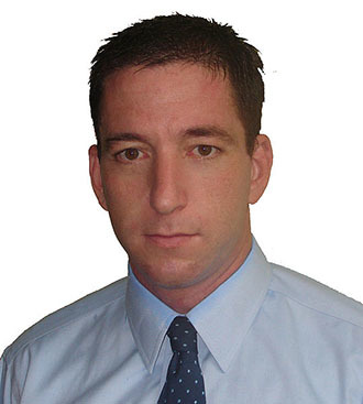 Journalists Glenn Greenwald (Image from wikipedia.org)