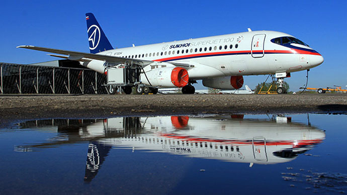 Sukhoi Superjet maker sees financial losses double