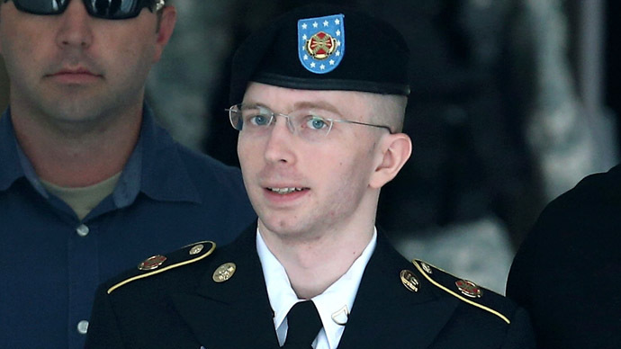Manning opened new era of optimism, leaving none for himself – WikiLeaks