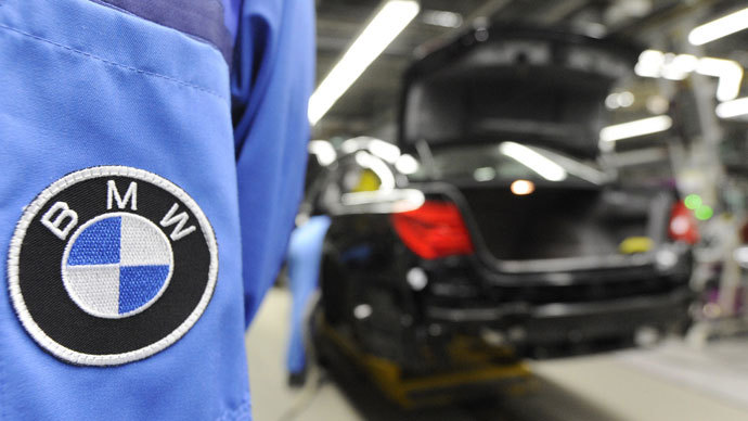 China closes door on BMW factory expansion