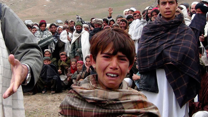 More women, children killed in 2013 in Afghanistan - UN