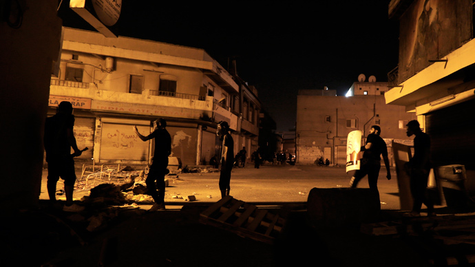 Bahraini activist arrested after govt calls for tough measures against protesters