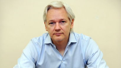 Assange blasts Obama for denying Snowden's role in NSA reforms