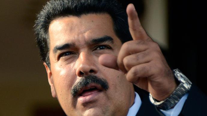Venezuelan President Nicolas Maduro (AFP Photo / Leo Ramirez)
