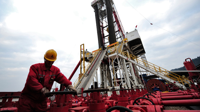 Oil companies begin 'fracking' in China's most dangerous earthquake zone