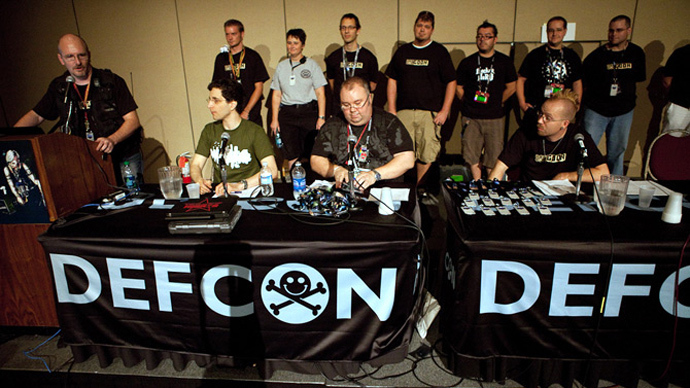 Hackers from around the world gather in Las Vegas to kick off DefCon