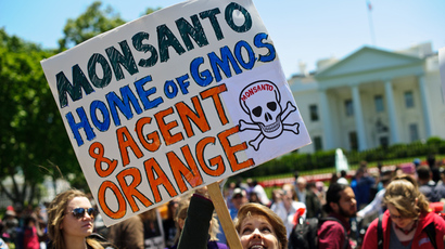 Chile fights GMO in national protest against 'Monsanto law' (PHOTOS, VIDEO)