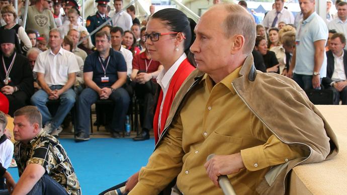 RIA Novosti / Michael Klimentyev