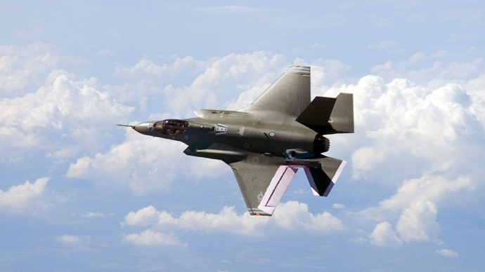 Pentagon considers cancelling F-35 program, leaked documents suggest