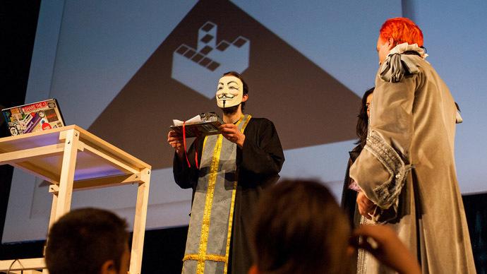 Digital religion: Russian Pirate Church eyes registration