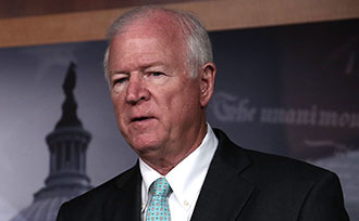 U.S. Sen. Saxby Chambliss (R-GA) (AFP Photo / Alex Wong)
