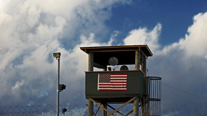 'Gitmo Clock' counts seconds since Obama's unfulfilled pledge to free prisoners