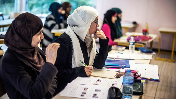 France may ban Muslim veil in universities amid 'escalating tensions'