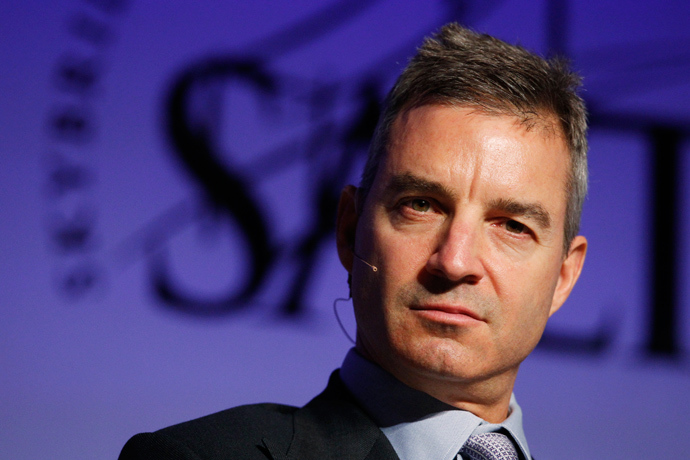 Daniel S. Loeb, founder of Third Point LLC (Reuters / Steve Marcus)