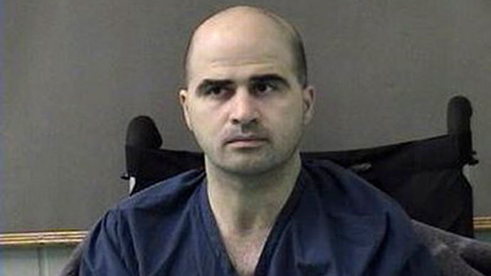 Fort Hood massacre suspect: 'I am the shooter'