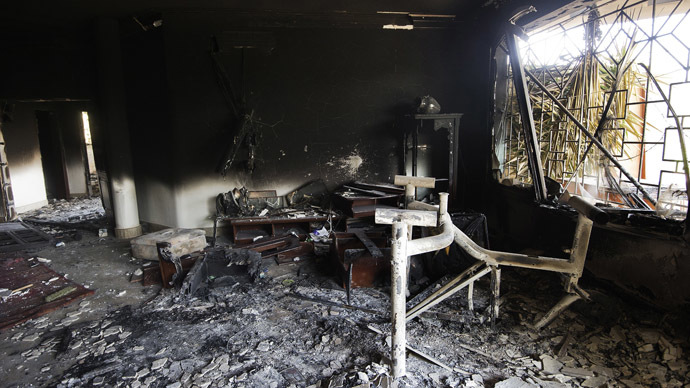 US charges Libyan militant in Benghazi attack - reports